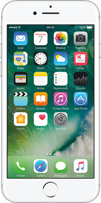 Apple iPhone 7 (128GB Silver) at £10.00 on 4G Essential 1GB (24 Month(s) contract) with UNLIMITED mins; UNLIMITED texts; 1000MB of 4G data. £40.00 a month. Extras: EE: Service Pack Benefits.