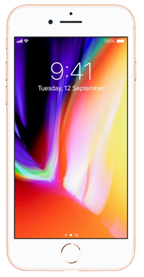 Apple iPhone 8 (256GB Gold Refurbished Grade A) at £30.00 on 4G Essential 30GB (24 Month(s) contract) with UNLIMITED mins; UNLIMITED texts; 30000MB of 4G data. £44.00 a month. Extras: EE: Service Pack Benefits.