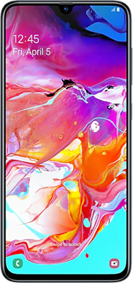 Samsung Galaxy A70 Dual Sim (128GB Black Refurbished Grade A) at £50.00 on 4G Essential 1GB (24 Month(s) contract) with UNLIMITED mins; UNLIMITED texts; 1000MB of 4G data. £22.00 a month. Extras: EE: Service Pack Benefits.
