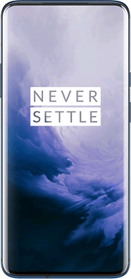 OnePlus 7 Pro 5G Dual SIM (256GB Blue) at £10.00 on 4G Smart Unlimited (24 Month(s) contract) with UNLIMITED mins; UNLIMITED texts; UNLIMITEDMB of 4G data. £64.00 a month. Extras: EE: 1 Smart Benefit + Swap your benefits when you fancy.