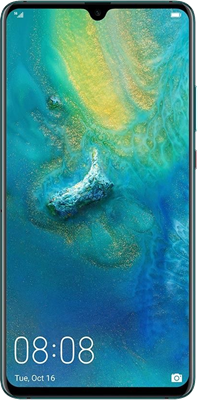 Huawei Mate 20 X 5G (256GB Emerald Green) at £10.00 on 4G Smart 100GB (24 Month(s) contract) with UNLIMITED mins; UNLIMITED texts; 100000MB of 4G data. £69.00 a month. Extras: EE: 1 Smart Benefit + EE: Service Pack Benefits + Swap your benefits when you fancy.