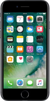 Apple iPhone 7 (128GB Black) at £50.00 on 4G Essential 500MB (24 Month(s) contract) with UNLIMITED mins; UNLIMITED texts; 500MB of 4G data. £38.00 a month. Extras: EE: Service Pack Benefits.