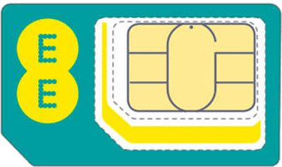 SIM Card Triple SIM on Pay As You Go Talk Pack with 100 mins; 200 texts; 10MB of 4G data. Extras: Top-up required: £1.