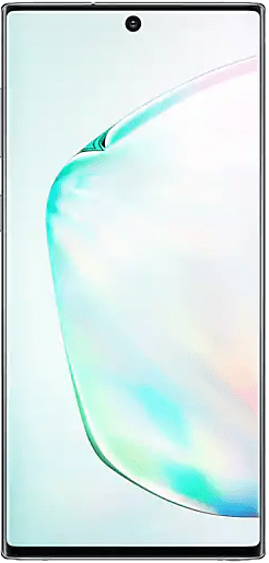 Samsung Galaxy Note 10 Plus 5G (512GB Aura Glow Refurbished Grade A) at £10.00 on 4G Smart Unlimited (24 Month(s) contract) with UNLIMITED mins; UNLIMITED texts; UNLIMITEDMB of 4G data. £69.00 a month. Extras: EE: 1 Smart Benefit + Swap your benefits when you fancy.