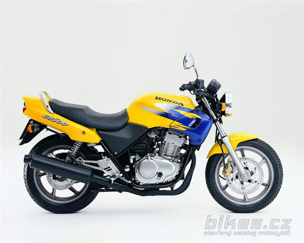 Honda CB 500 1998  názory motorkářů, technické parametry