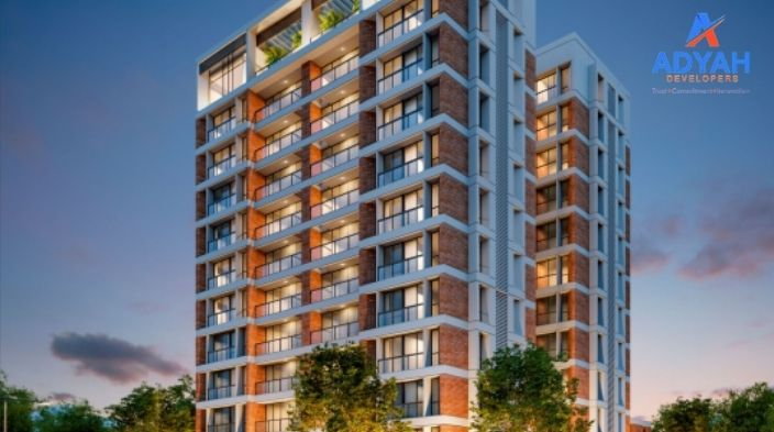 New Residential Project by Adyah Developers