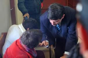 Imagen:Pablo Ovalle   Agencia UNO
