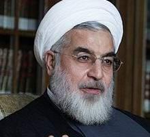 Imagen:Hassan Rouhani | Wikimedia Commons