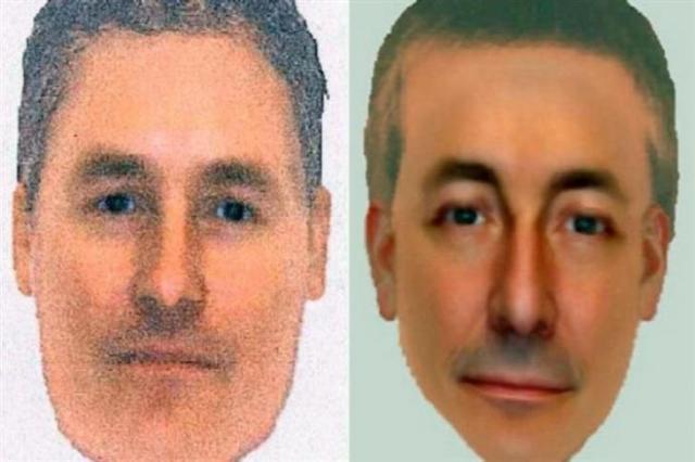 Retrato difundido por Scotland Yard