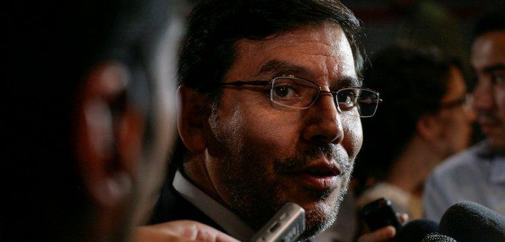 Ministro Alberto Arenas | David Von Blohn | Agencia UNO