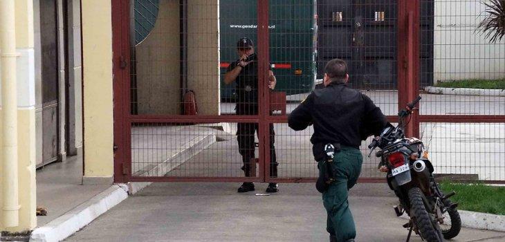Cárcel de Angol | Marcelo Cartes/Agencia UNO