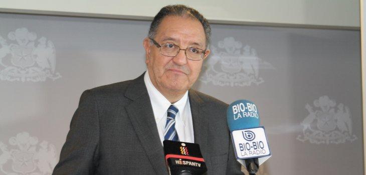 Francisco Huenchumilla | Andrés Pino (RBB)