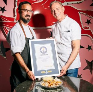 The world's most expensive french fries even have a Guinness Record – what makes them so special?  |  Society