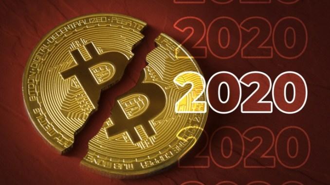Bitcoin halvering 2020