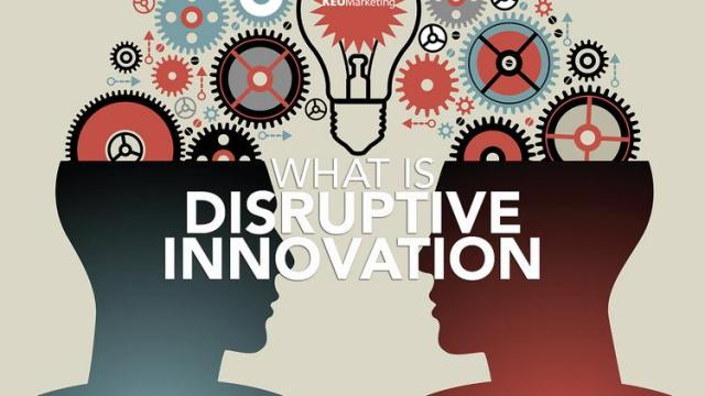Image result for causes of disruptive innovation