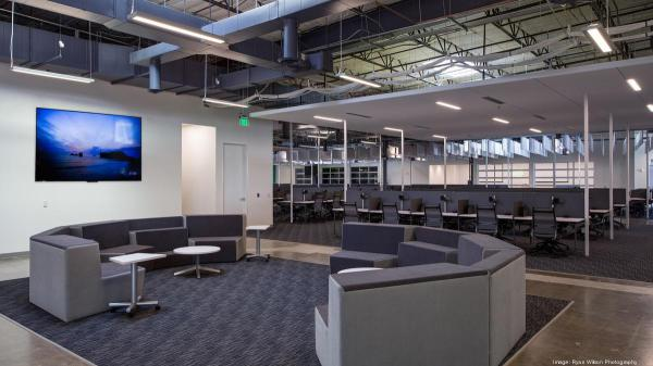 Check out New York startup Oscar's new space at former ...