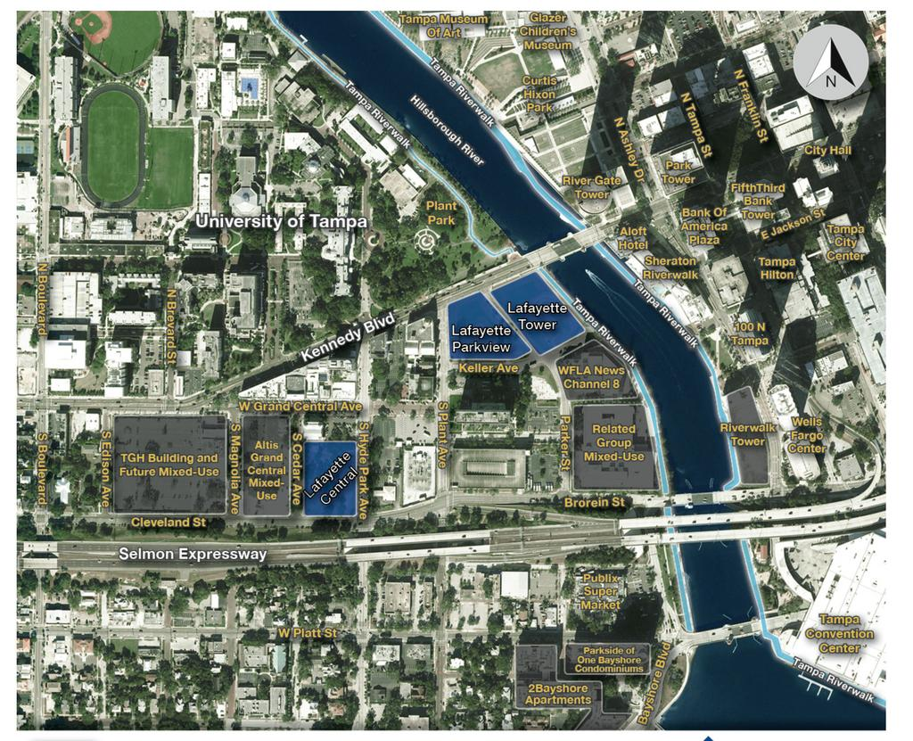 From the Business Journal - click on map for article