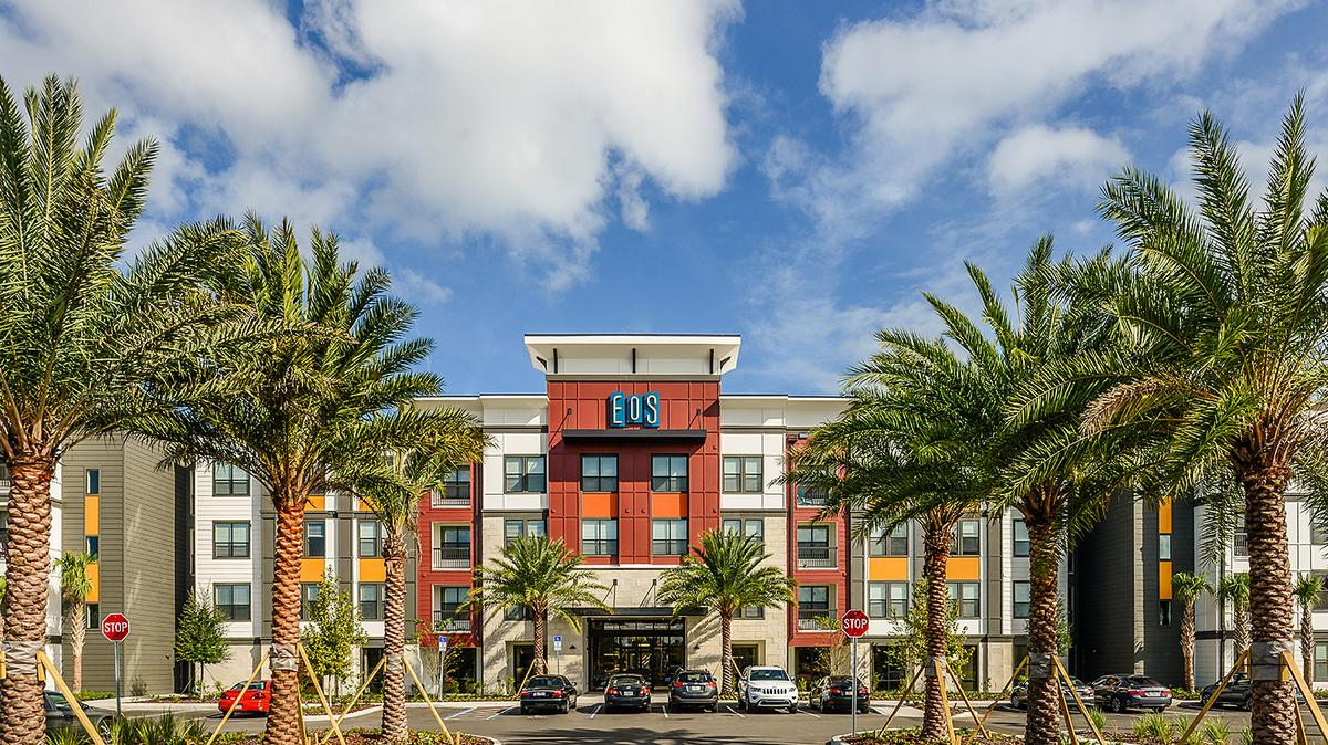 EOS Apartments Near UCF Sells For 52M To Raia Properties