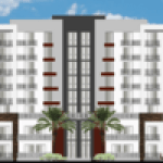 Eight-story apartment building breaks ground in Miami-Dade with $24M loan