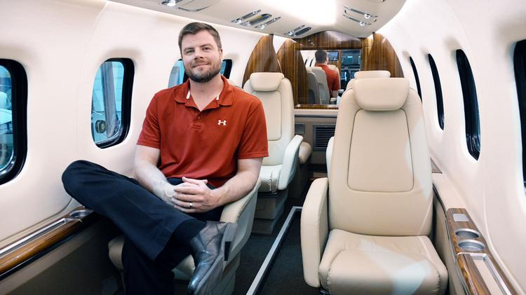 Dan Reed, formerly of HAECO Cabin Solutions, has been named GTCC's new program director of the college's fifth aviation degree program focused on Aerostructures Manufacturing and Repair. The new program will launch in fall 2017.