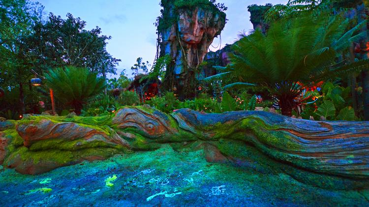 Image of: River Journey The Landscapes Of Pandora The World Of Avatar Are Expanding Disneys Animal Kingdom Park Appeal The Business Journals Disneys nyse Dis Pandora The World Of Avatar Land At Animal