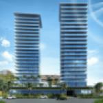 Developer seeks approval for two-tower condo project near ocean in Pompano Beach (Renderings)