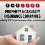 The List: South Florida's Top Property & Casualty Insurance Companies