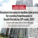 Condo values are surging in these South Florida neighborhoods
