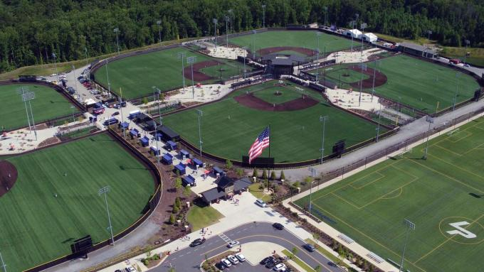 Perfect Game Park South At Lakepoint 124 Pkwy Cartersville