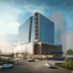 14-story office building breaks ground in Sunny Isles Beach