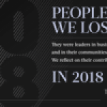 People we lost: Year in Review 2018