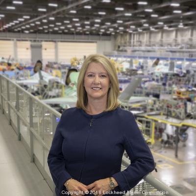 Michele Evans of Lockheed Martin Aeronautics is the new ...