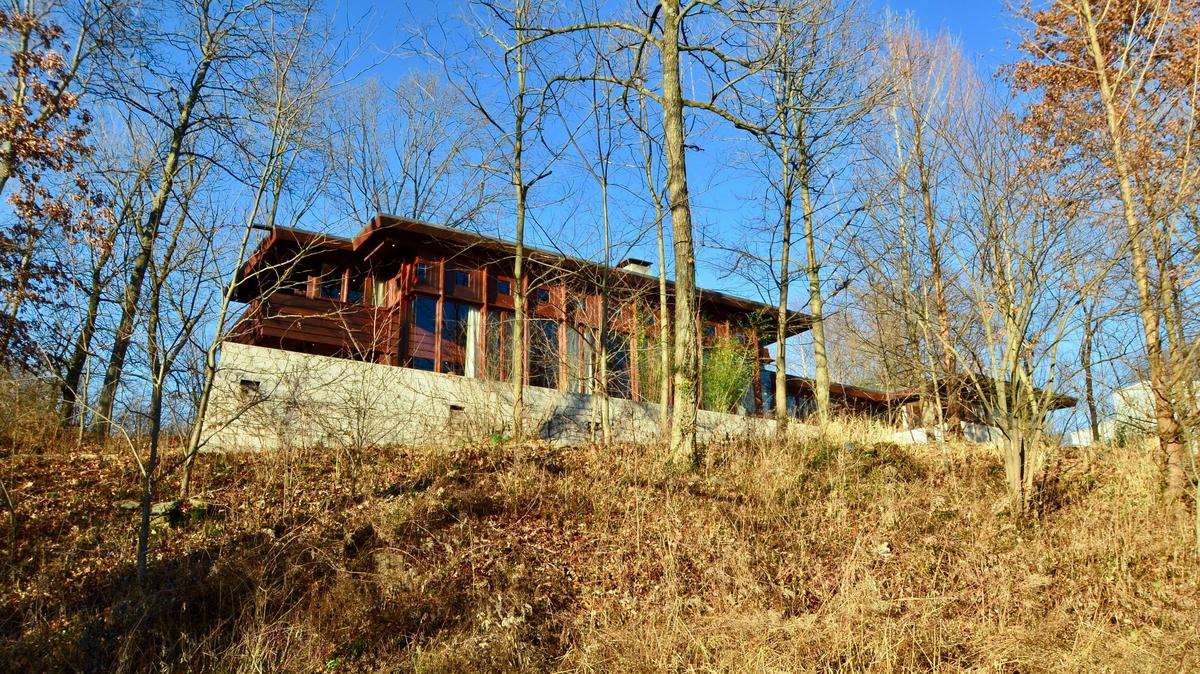 Frank Lloyd Wright Home To Be Sold Cincinnati Business Courier