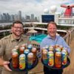 Carnival Cruise Line partners with Florida brewery for custom craft beers