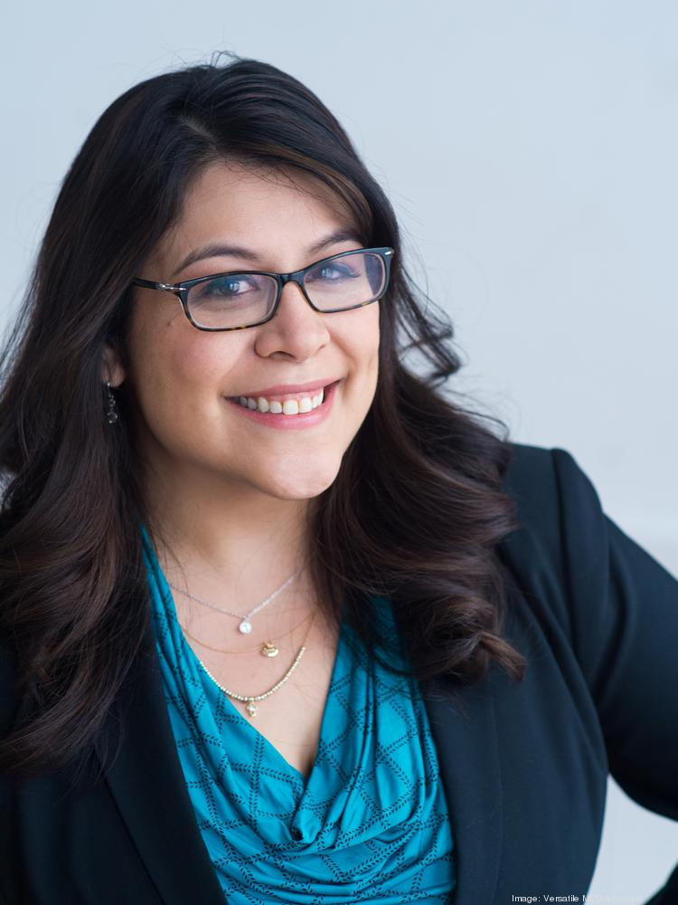 Versatile MED Analytics Chief Technology Officer and Cofounder Stefany Goradia