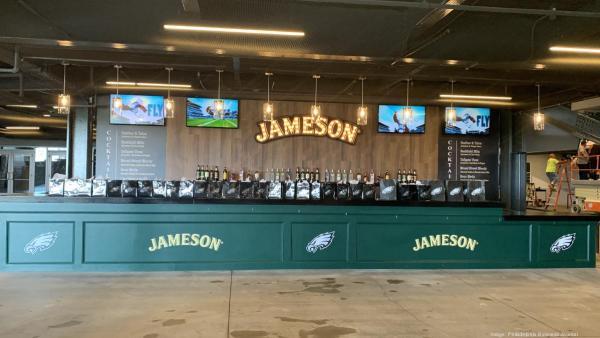 Philadelphia Eagles add $5,500 membership lounge, new whiskey bar for 2021  season - Philadelphia Business Journal
