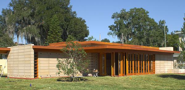 Frank Lloyd Wrights' Usonian House