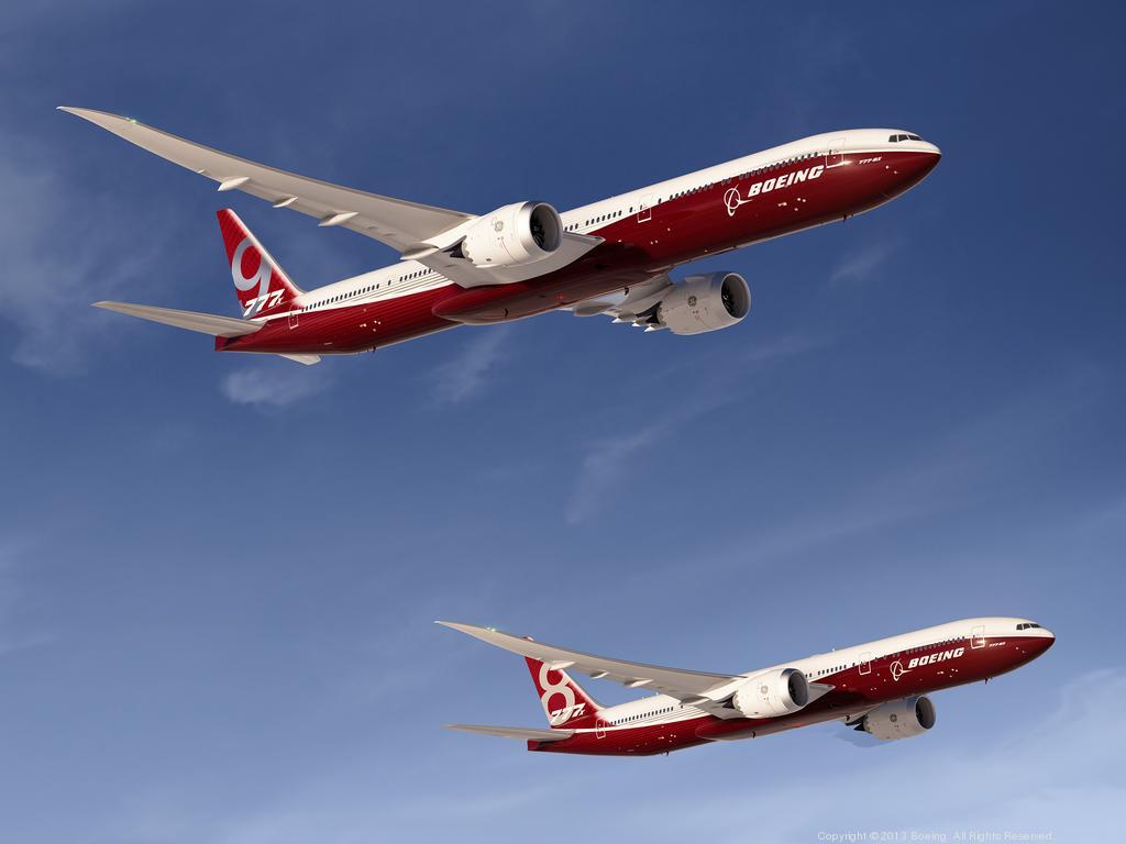 Resultado de imagen para Boeing 777X Etihad Airways