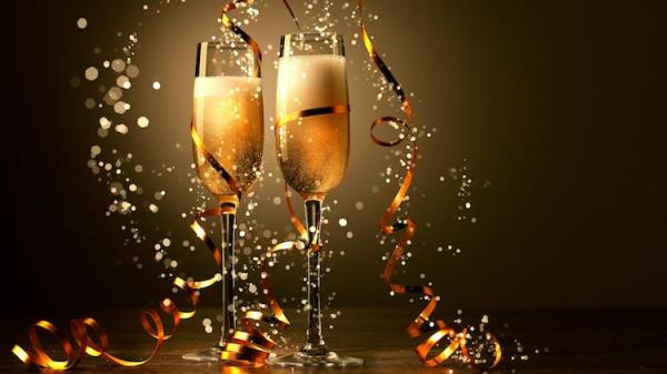 Pop the champagne: Where to find the ritziest New Year's ...