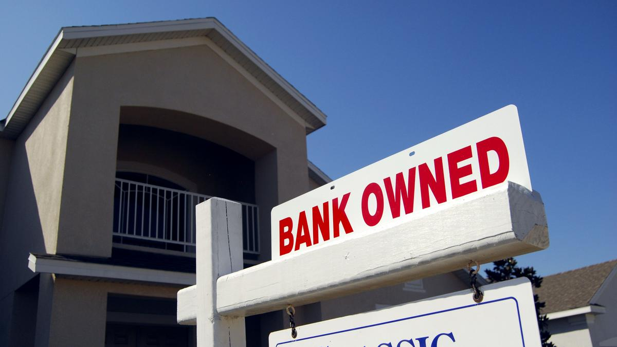Bank Owned Foreclosures