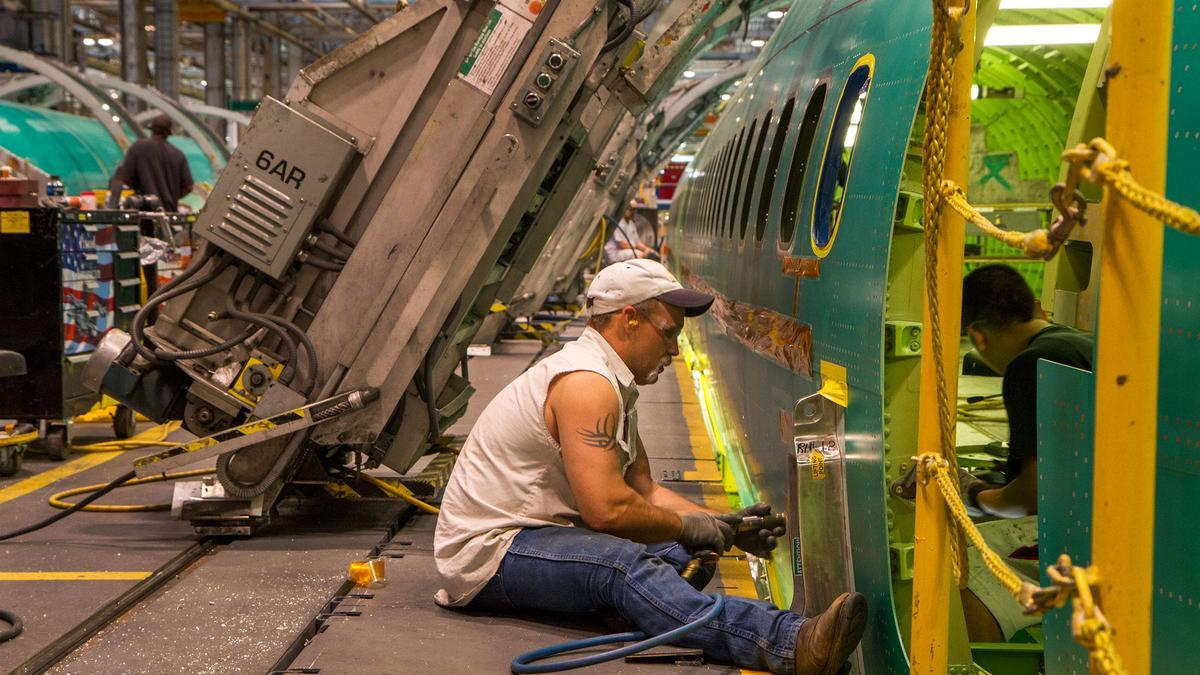 Resultado de imagen para Spirit Aerosystems Boeing 737