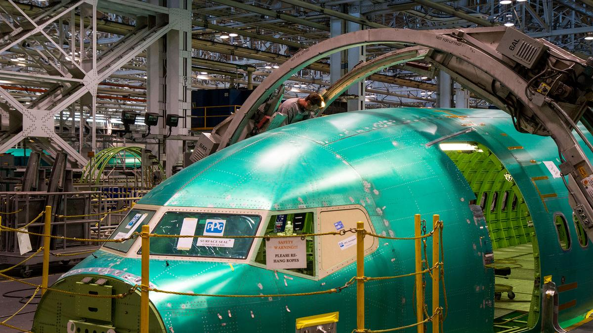 Resultado de imagen para Spirit AeroSystems-Boeing long-term agreement