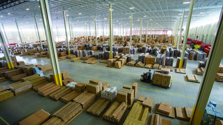 Ashley Furniture Industries Inc Now Has 657 New Jobs At Its Davie County Facility Greensboro