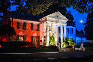 Graceland Red, White and Blue