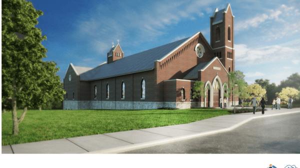 $6M St. Mary's Catholic church in Springboro moving ...