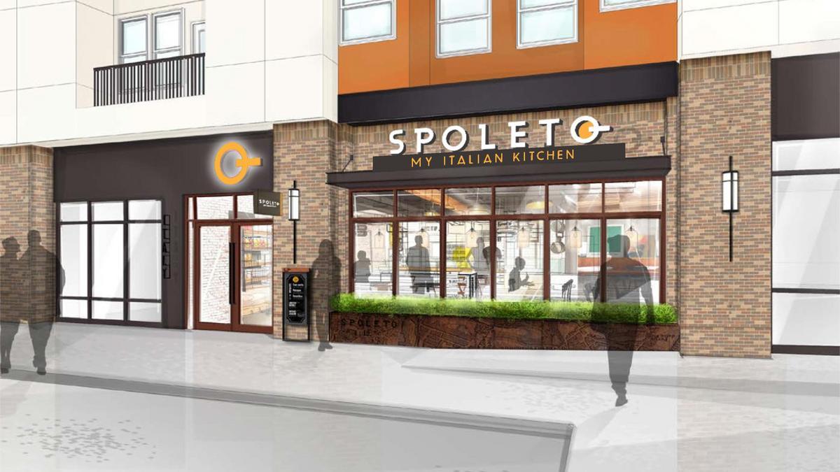 Image result for spoleto italian kitchen