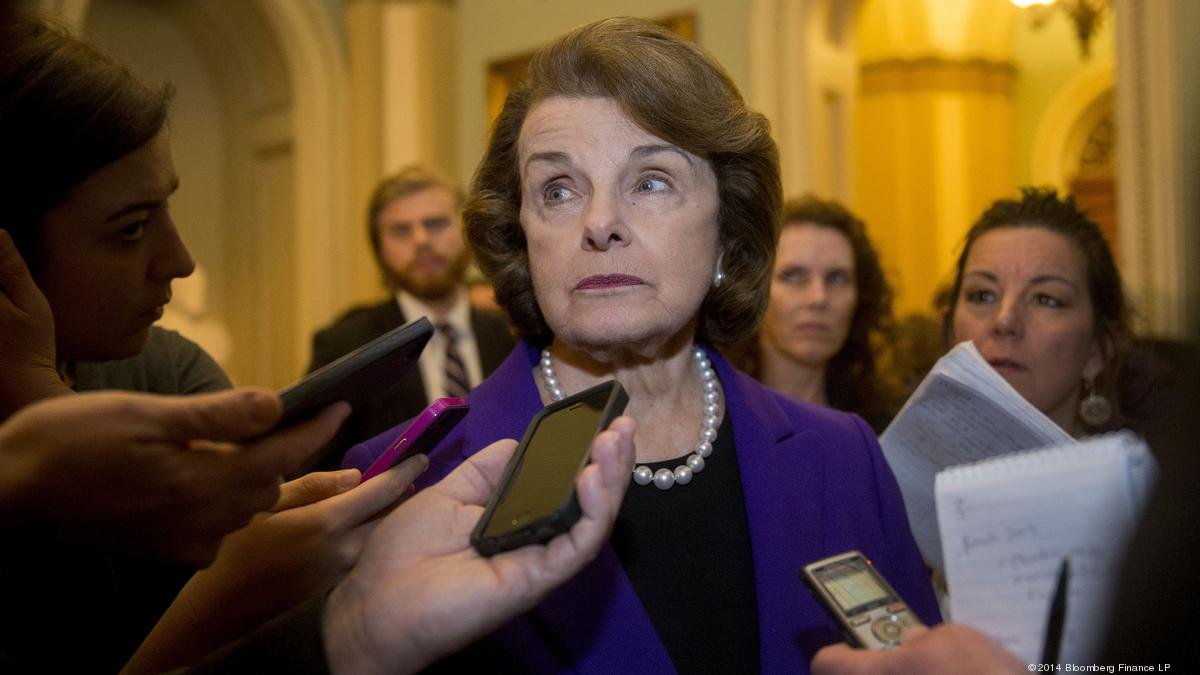 Law: Feinstein Blames Trump For Increase In Hate Crimes