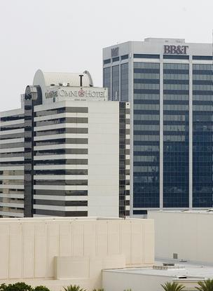 The Omni Jacksonville Hotel