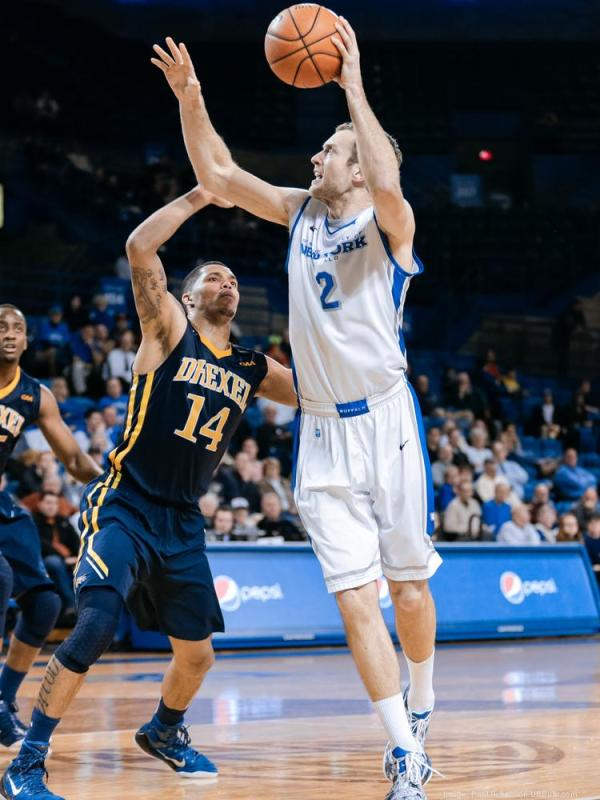 UB men's basketball will play at Syracuse in December ...