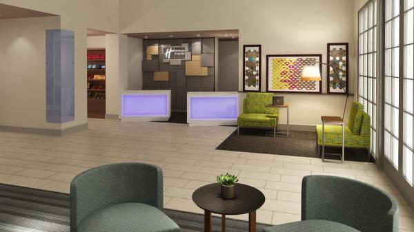 Davis Comfort Suites flips to Holiday Inn Express after ...